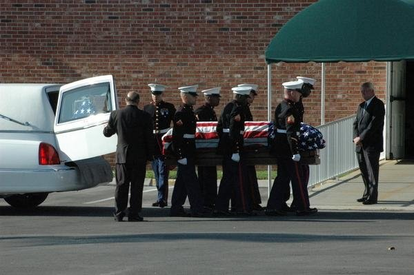 RJ funeral